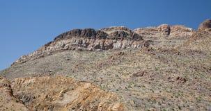 Montagna del Franklin Fotografie Stock