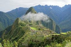 Montagna del Perù Immagini Stock Libere da Diritti