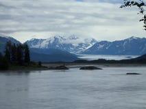 Montagna dell'Alaska Fotografie Stock Libere da Diritti