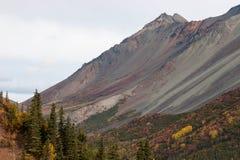Montagna dell'arcobaleno Immagine Stock Libera da Diritti