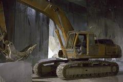 Montagna della caverna del marmo Fotografia Stock