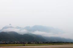 Montagna della Cina Zhangjiajie Immagini Stock Libere da Diritti