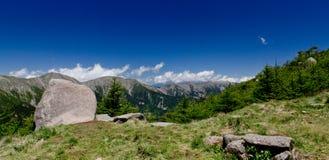 Montagna della Drago-tartaruga Fotografia Stock Libera da Diritti
