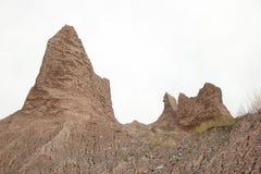 Montagna della sabbia Fotografie Stock