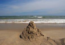 Montagna della sabbia Fotografia Stock Libera da Diritti