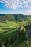 Montagna della Slovacchia Immagini Stock