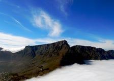 Montagna della Tabella fotografie stock