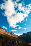 Montagna delle cascate Immagine Stock Libera da Diritti