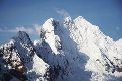 Montagna delle Cordigliera Immagini Stock