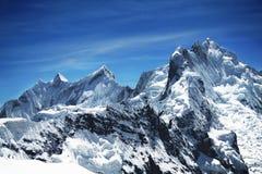 Montagna delle Cordigliera Immagine Stock