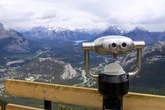 Montagna dello zolfo Fotografia Stock