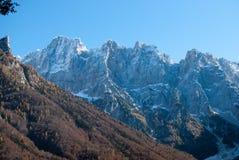 Montagna di Alpe Immagine Stock Libera da Diritti