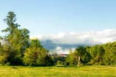 Montagna di Altai di estate Fotografie Stock Libere da Diritti