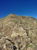 Montagna di altezza Fotografie Stock