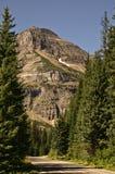 Montagna di Andare---Sun Immagini Stock