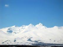 Montagna di Aragats Immagini Stock