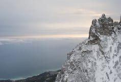 Montagna di Ay Pétri Fotografia Stock Libera da Diritti