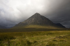 Montagna di Ben Nevis Fotografie Stock