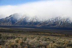 montagna di California fotografia stock libera da diritti