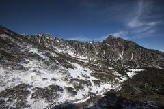 Montagna di Cangshan in Dali Fotografie Stock Libere da Diritti