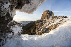 Montagna di Ceahlau Fotografia Stock Libera da Diritti