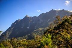 Montagna di Chiang Dao Immagini Stock