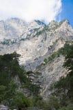 Montagna di Cvrsnica immagine stock libera da diritti