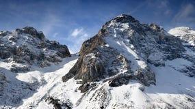 Montagna di Dolomiti immagine stock libera da diritti