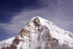 Montagna di Eiger (Svizzera) Fotografie Stock Libere da Diritti