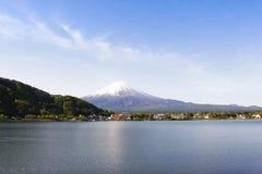 Montagna di Fuji Immagine Stock Libera da Diritti