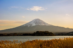 Montagna di Fuji Fotografia Stock