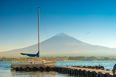 Montagna di Fuji, Giappone Immagini Stock