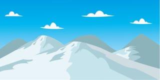 Montagna di ghiaccio Fotografia Stock Libera da Diritti