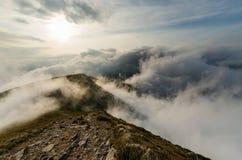 Montagna di Goverla Fotografie Stock