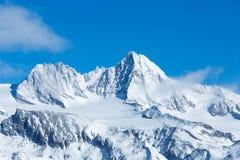 Montagna di Grossglockner, Austria Immagine Stock Libera da Diritti