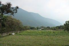 Montagna di Hua Lian fotografia stock