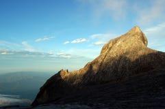 Montagna di Kinabalu immagini stock libere da diritti