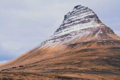 Montagna di Kirkjufell Immagine Stock Libera da Diritti
