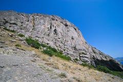 Montagna di Koba-Kaya Immagini Stock Libere da Diritti