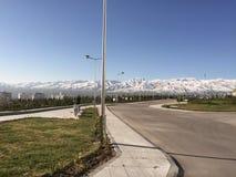 Montagna di Kopetdag immagini stock