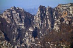 Montagna di Langya, Cina Immagini Stock Libere da Diritti