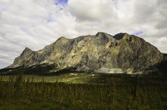 Montagna di marmo magica Fotografie Stock