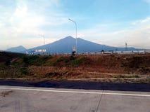 Montagna di Merbabu fotografia stock libera da diritti
