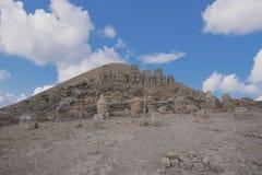 Montagna di Nemrut Fotografie Stock