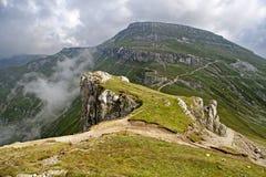Montagna di Obarsia Immagine Stock