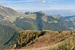 montagna di paesaggio Fotografia Stock