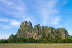 Montagna di Patawee Immagini Stock Libere da Diritti