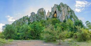 Montagna di Patawee Fotografie Stock