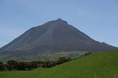 Montagna di Pico Fotografie Stock Libere da Diritti