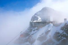 Montagna di Pilatus a Lucern Svizzera Fotografia Stock Libera da Diritti